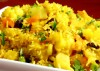 Aloo Matar ka Pulao recipe making indian special food