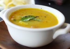 aloo soup