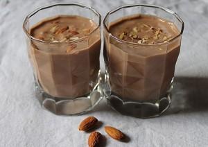 chocolate lassi