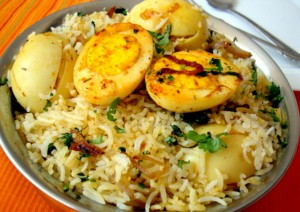 vegetables egg pulao recipe special healthy food item