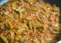 Masala goruchikkudu Curry