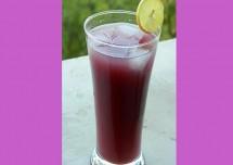 appele grapes juice