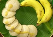banana idly