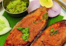 butter fish fry