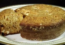 eggless cake without Oven