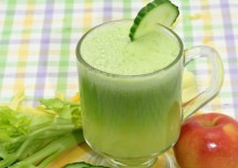 ginger cucumber juice