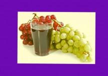grapes mixed fruit juice