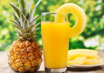 pineapple juice