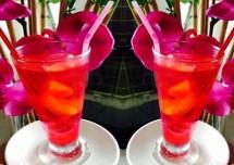 rose juice