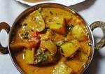 Aloo methi curry