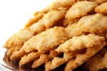 crunchi cocont cookies|healthy cookies recipe|tasty biscuits recipe