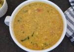 Egg pepper soup