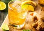 Ginger sharbat