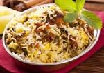 Nizam Vegetarian Biryani recipe