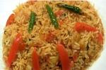 Tomato Rice|special rice items| healthy tomato rice recipe