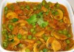 Veg Mushroom recipe
