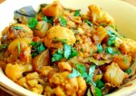 aloo gobi recipe making healthy food
