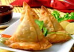 Aloo Samosa recipe making monsoon special food item