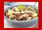 apple dryfruit salad