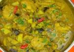 brinjal chicken curry