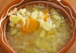 cabbage pepper soup recipe making low fat content