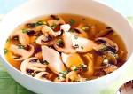 chicken mushroom soup winter special healthy recipe
