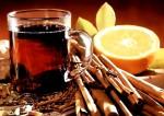 cinnamon ginger tea making healthy drink heart diseases