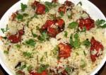 cauliflower vegetables gobi fried rice recipe making