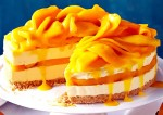 mango cheesecake recipe making birthday special food items