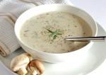 mashrooms soup