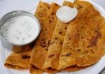 oats paratha