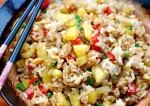 pineapple fried rice recipe making tips healthy food item