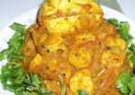 prawns egg curry