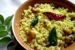 rice rava pulihora recipe cooking tips weekend special food item