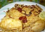 semya chicken biryani