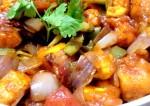 spicy chilli panner