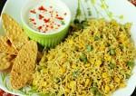 sweet corn pulav