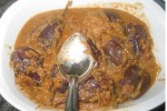 vankaya nuvvula kura (vankaya nuvvula kura ,vankaya nuvvula kura) Recipe in Telugu    telugufoodrecipes.com