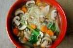 vegetables noodles soup recipe making tips