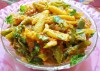 babycorn capcicum curry